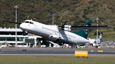 ZK-MCO - ATR 72-212A(500) - Air Chathams