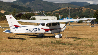 ZK-CEO - Cessna 172S Skyhawk SP - Associated Aviation