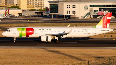 A picture of CSTJK - Airbus A321251N - TAP Air Portugal - © Lars Kaemena