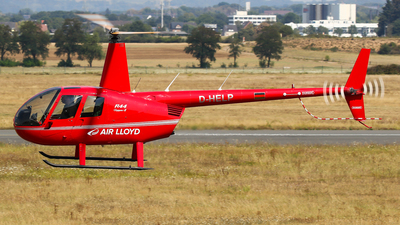 D-HELP - Robinson R44 Clipper II - Air Lloyd