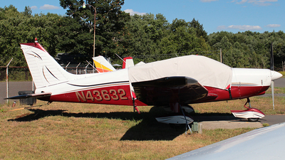 N43632 - Piper PA-28-151 Cherokee Warrior - Private