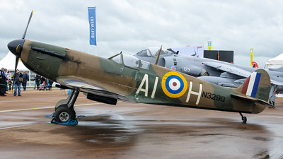 N3290 - Supermarine Spitfire Mk.1 - Private