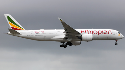 A picture of ETATR - Airbus A350941 - Ethiopian Airlines - © Aashay Bapaye