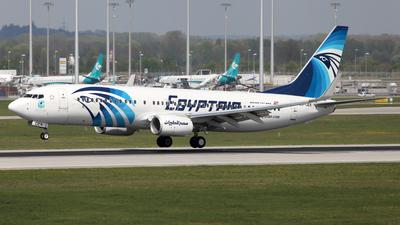 SU-GEK - Boeing 737-866 - EgyptAir