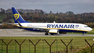 A picture of SPRSD - Boeing 7378AS - Ryanair - © Marcin Glodzik