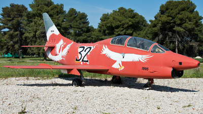 MM6363 - Fiat G91-T/1 - Italy - Air Force