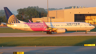 N66848 - Boeing 737-924ER - United Airlines