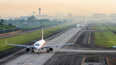 ZUUU - Airport - Ramp