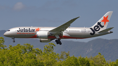 A picture of VHVKB - Boeing 7878 Dreamliner - Jetstar Airways - © Dave Parer