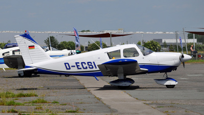 D-ECSI - Piper PA-28-180 Cherokee C - Private
