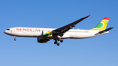 9H-SZN - Airbus A330-941 - Air Senegal