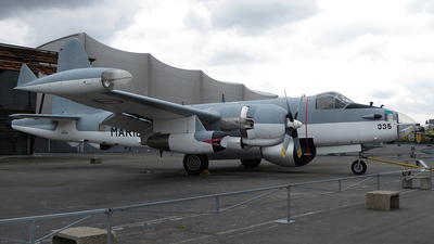 148335 - Lockheed P-2V-7 Neptune - France - Navy