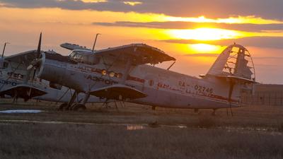 RA-02746 - PZL-Mielec An-2T - UVAUGA - Ulyanovsk Higher Civil Aviation School