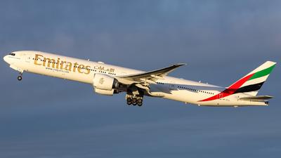 A6-ECL - Boeing 777-36N(ER) - Emirates - Flightradar24
