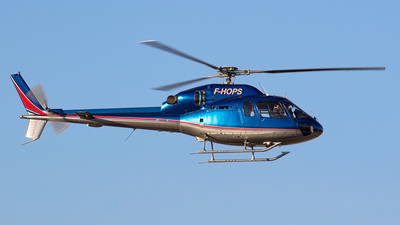 F-HOPS - Eurocopter AS 355N Ecureuil 2 - Private
