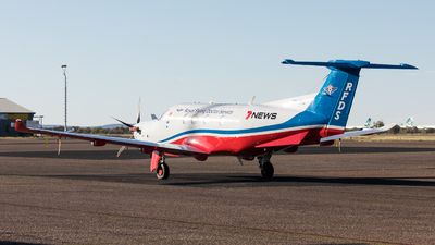 VH-FXZ - Pilatus PC-12/47E - Royal Flying Doctor Service of Australia (Central Section)