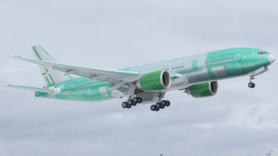 N55061 - Boeing 777-22KLR - Boeing Company