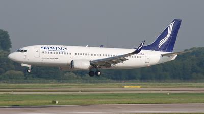 Z3-AAJ - Boeing 737-33A - Skywings International Airlines