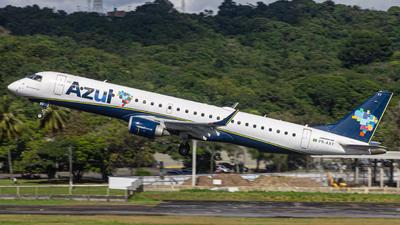 PR-AXY - Embraer 190-200IGW - Azul Linhas Aéreas Brasileiras
