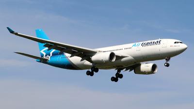 C-GUFR - Airbus A330-243 - Air Transat