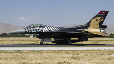 88-0032 - Lockheed Martin F-16C Fighting Falcon - Turkey - Air Force