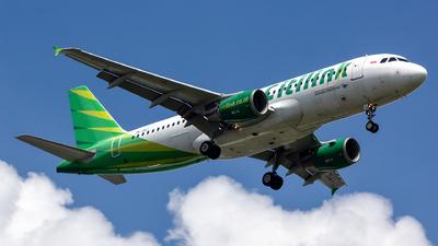 PK-GLI - Airbus A320-214 - Citilink