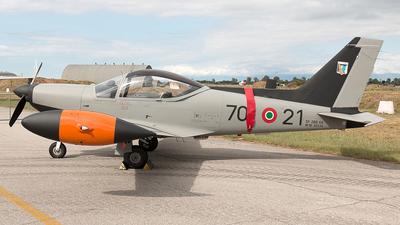 MM55114 - SIAI-Marchetti SF260AM - Italy - Air Force