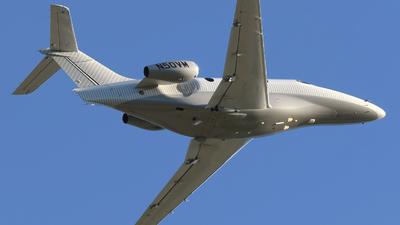 N50VM - Raytheon 390 Premier IA - Private