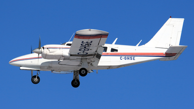 C-GHSE - Piper PA-34-200 Seneca - Central Valley Aircraft