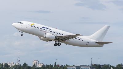 UR-CNF - Boeing 737-3Z0 - YanAir