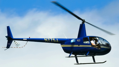 N775J - Robinson R44 Clipper - Private