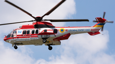 M-ABKC - Airbus Helicopters H225LP - Ukraine - Ministry of Emergency Situations