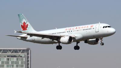 C-FKOJ - Airbus A320-211 - Air Canada