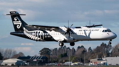 ZK-MVI - ATR 72-212A(600) - Air New Zealand