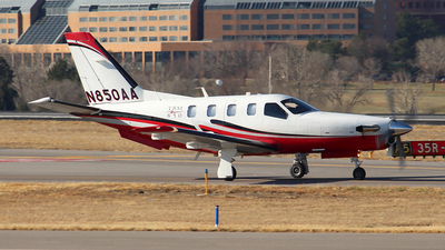 N850AA - Socata TBM-700 - Private