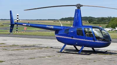 F-HJRB - Robinson R44 Raven II - Private
