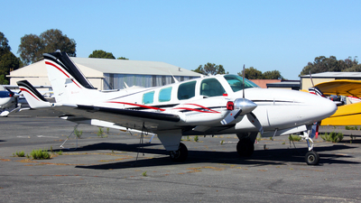 N111XX - Beechcraft 58 Baron - Private
