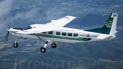 1922 - Cessna 208B Grand Caravan - Thailand - Bureau of Royal Rainmaking and Agricultural Aviation (KASET)