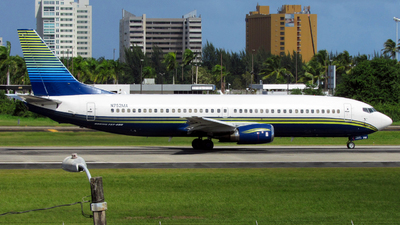 N752MA - Boeing 737-48E - Miami Air International