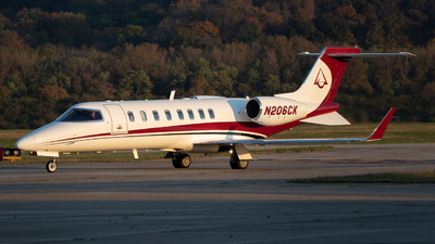 N206CK - Bombardier Learjet 45 - Private