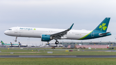 EI-LRE - Airbus A321-253NX - Aer Lingus