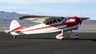 N4468C - Cessna 195 - Private
