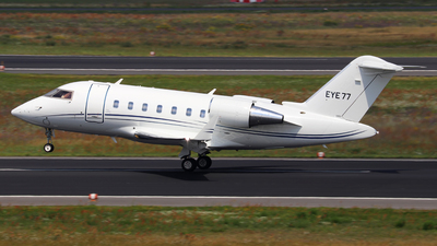 EYE77 - Bombardier CL-600-2B16 Challenger 605 - Pakistan - Air Force