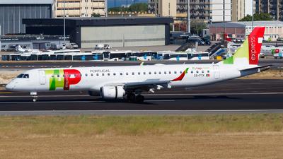 CS-TTX - Embraer 190-200IGW - TAP Express