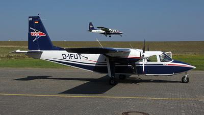 D-IFUT - Britten-Norman BN-2B-20 Islander - FLN - Frisia-Luftverkehr Norddeich