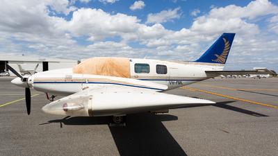 A picture of VHFML - Piper PA31 Navajo - [318112015] - © Joel Baverstock