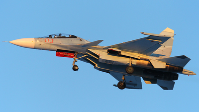 RF-95819 - Sukhoi Su-30SM - Russia - Air Force