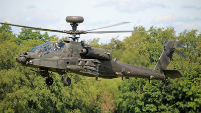 ZJ191 - Westland Apache AH.1 - United Kingdom - Army Air Corps