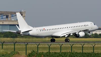 A picture of 4OAOA - Embraer E195LR -  - © Dejan Milinkovic