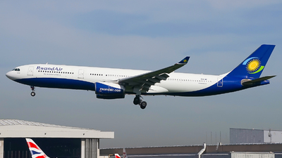 A picture of 9XRWP - Airbus A330343 - RwandAir - © Simon330lover
